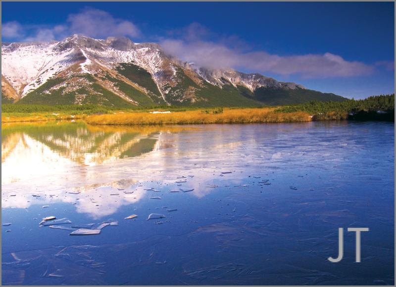 1 - Hory naše, hory